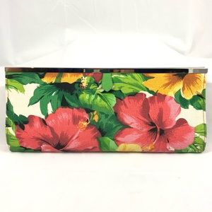 Handbags - Chinese Laundry Floral Clutch purse